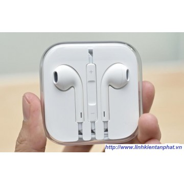 Headphone Iphone 3,4,5 Chính Hãng Box New