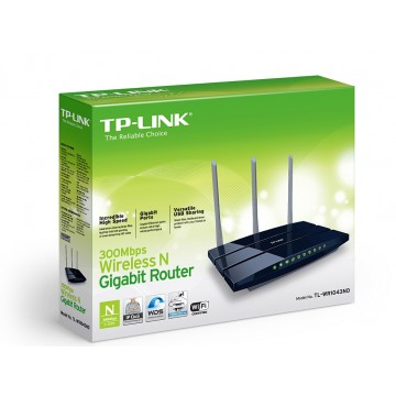Acesspoint TP-Link TL-WR1043ND 450Mb 3 Anten