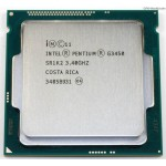 CPU intel G3450 3M Cache 3.40GHz - SK 1150 -Tray Ko Fan
