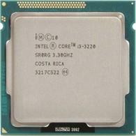 CPU intel I3 3220 3M Cache Core 2 Duo 3.20Ghz SK 1155 -Tray