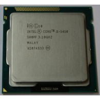 CPU intel I5 3450 6M Cache Core 2 Duo 3.50Ghz SK 1155 -Tray Ko Fan