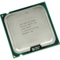 CPU intel E8500   6M Cache Core 2 Duo 3.16Ghz -Tray Ko Fan