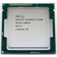 CPU intel G1840 2M Cache 2.80GHz - SK 1150-Tray Ko Fan