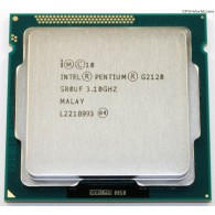 CPU intel G2120 3M Cache 3.10GHz - SK 1155 -Tray Ko Fan